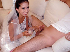 CFNM - party babes LOVE hard cocks gelery