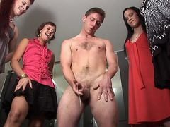 Teens in Shock over huge cock gallery